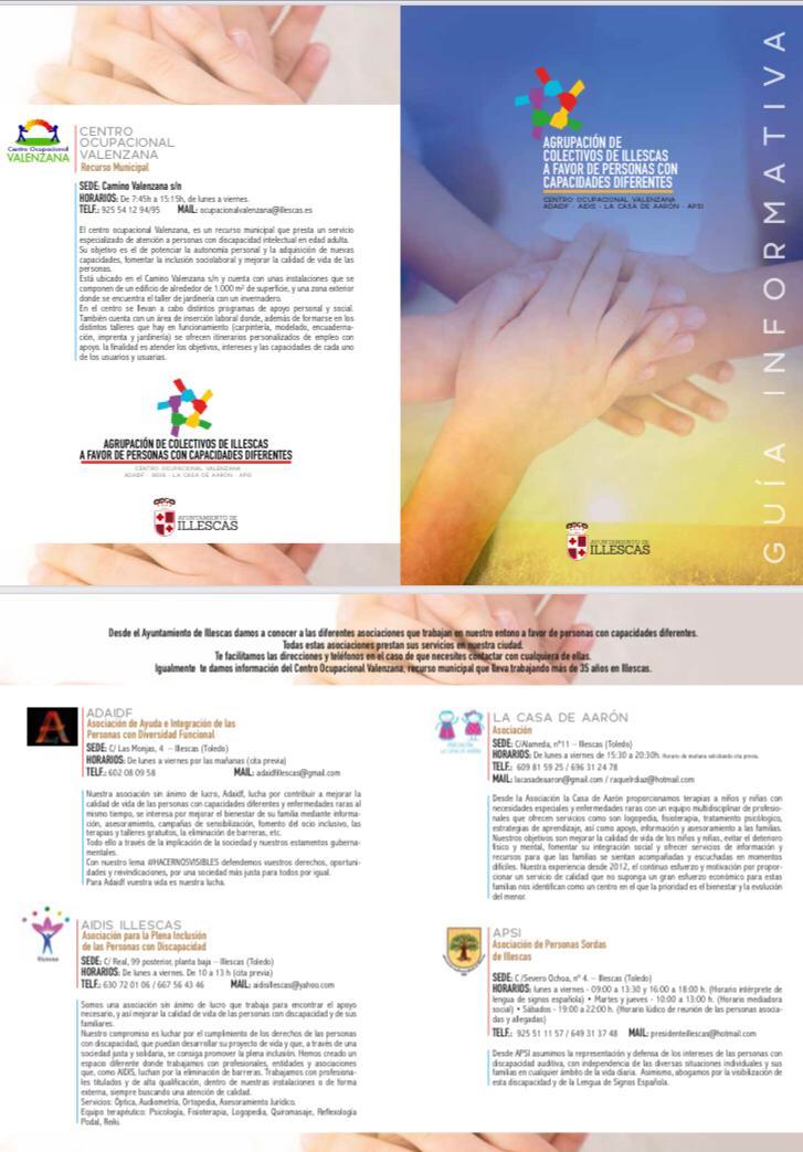 Jornadas de Inclusión Social por el Día Internacional de la Discapacidad