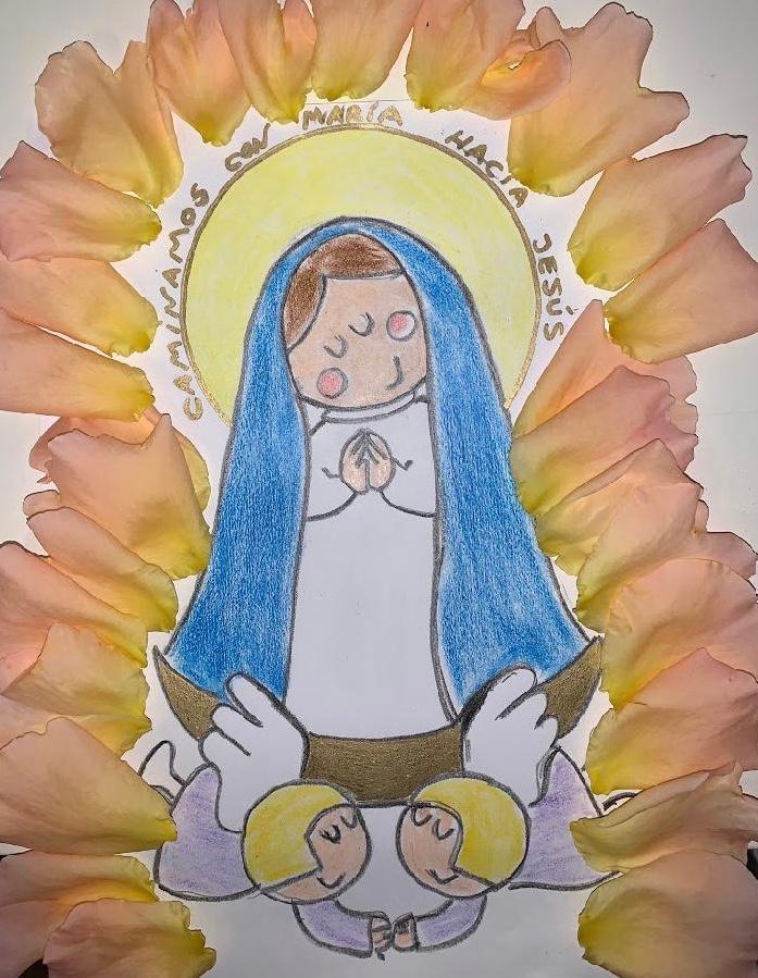 """""""Con flores a María"""""""